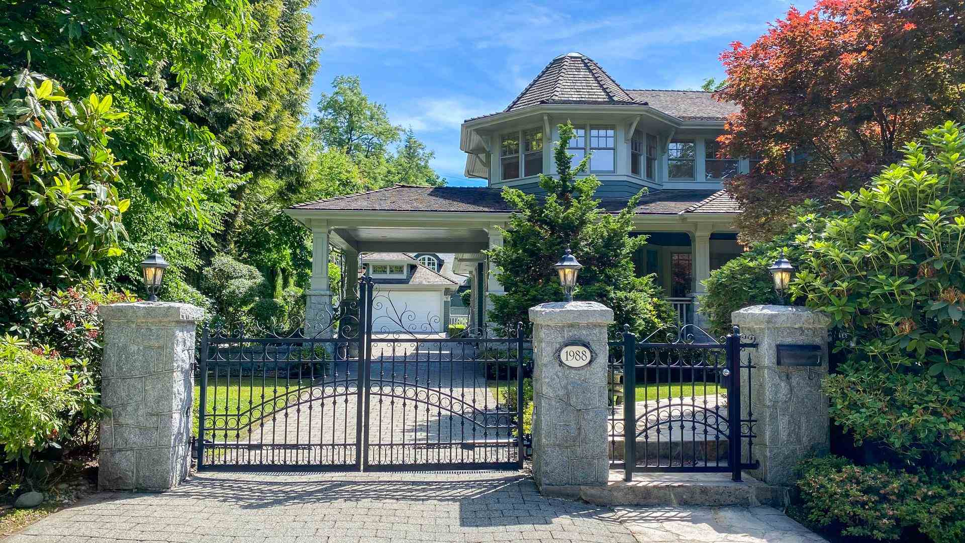 1988 W 18TH AVENUE - Shaughnessy House/Single Family for sale, 6 Bedrooms (R2596020)