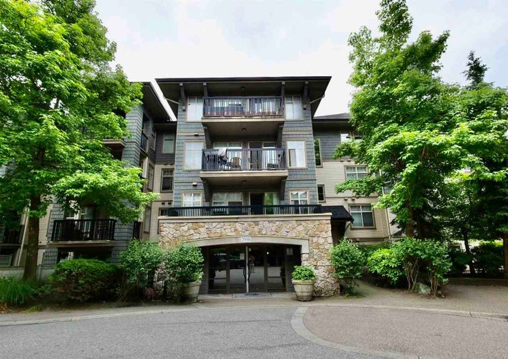 103 2998 SILVER SPRINGS BOULEVARD - Westwood Plateau Apartment/Condo for sale, 2 Bedrooms (R2596026)
