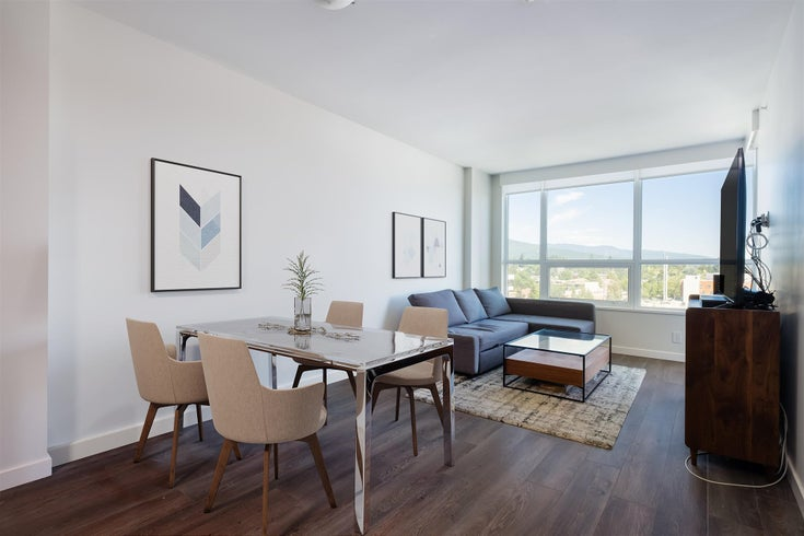 1301 125 E 14TH STREET - Central Lonsdale Apartment/Condo for sale, 1 Bedroom (R2596072)