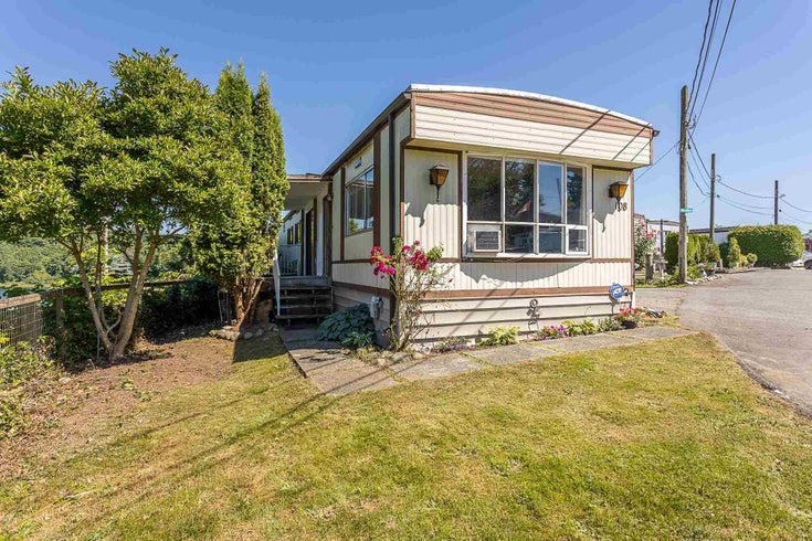 108 9950 WILSON ROAD - Stave Falls Manufactured for sale, 3 Bedrooms (R2596123)