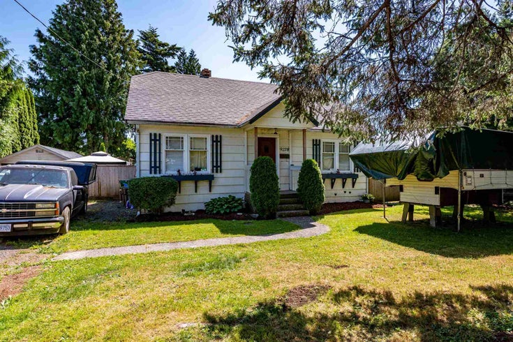 9278 WOODBINE STREET - Chilliwack E Young-Yale House/Single Family for sale, 3 Bedrooms (R2596162)
