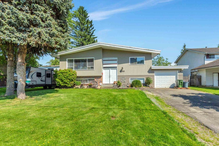 45245 CRESCENT DRIVE - Chilliwack W Young-Well House/Single Family for sale, 3 Bedrooms (R2596243)