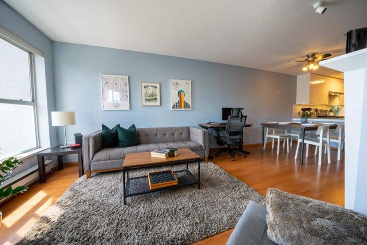 306 511 W 7TH AVENUE - Fairview VW Apartment/Condo for sale, 1 Bedroom (R2596268)