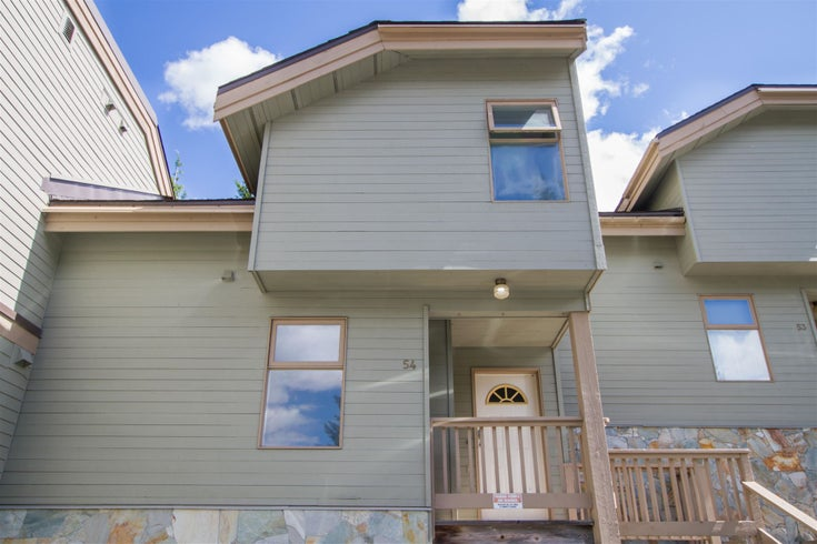 54 6127 EAGLE RIDGE CRESCENT - Whistler Cay Heights Townhouse for sale, 3 Bedrooms (R2596320)