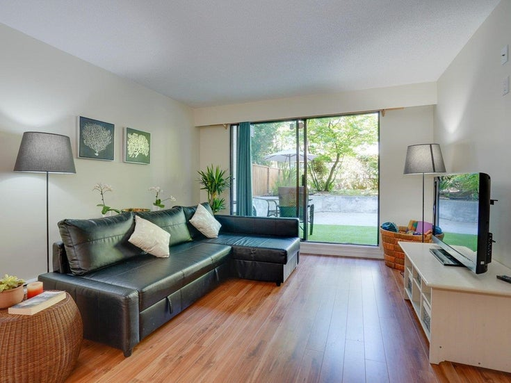102 252 W 2ND STREET - Lower Lonsdale Apartment/Condo for sale, 1 Bedroom (R2596332)