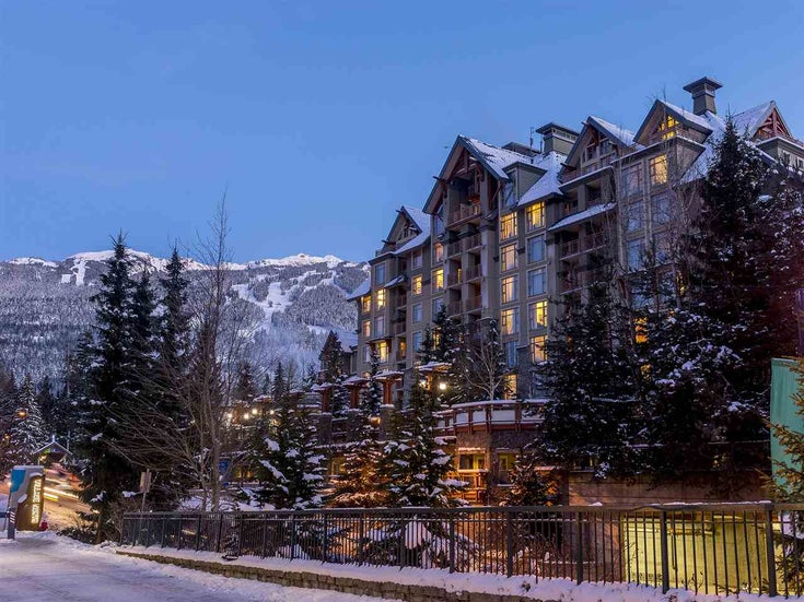 2206 4299 BLACKCOMB WAY - Whistler Village Apartment/Condo for sale, 1 Bedroom (R2596337)