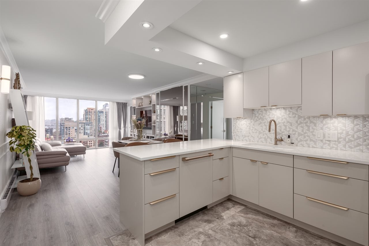 1504 950 CAMBIE STREET - Yaletown Apartment/Condo for sale, 2 Bedrooms (R2596383) - #1