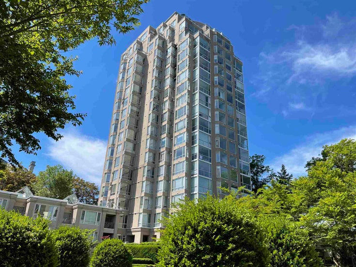 1405 2668 ASH STREET - Fairview VW Apartment/Condo for sale, 1 Bedroom (R2596398)