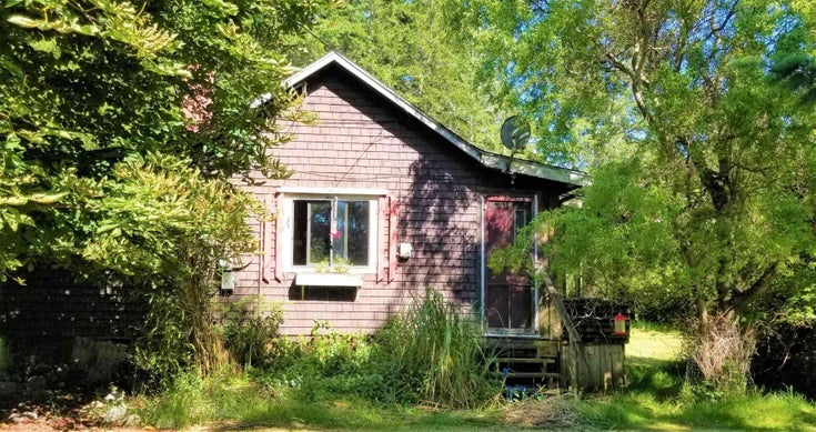 428 CAMPBELL BAY ROAD - Mayne Island House with Acreage for sale, 2 Bedrooms (R2596415)