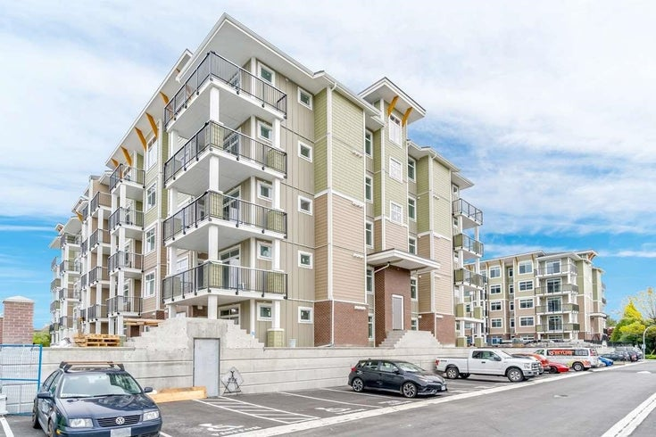 308 20686 EASTLEIGH CRESCENT - Langley City Apartment/Condo for sale, 2 Bedrooms (R2596417)