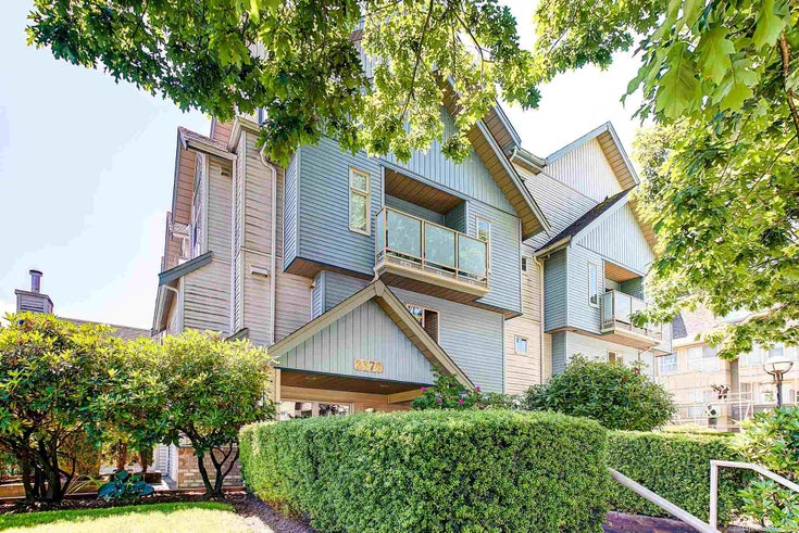 17 2378 RINDALL AVENUE - Central Pt Coquitlam Apartment/Condo for sale, 2 Bedrooms (R2596468)