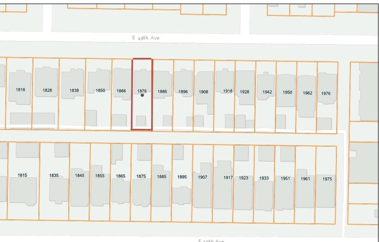 1876 E 49TH AVENUE - Killarney VE House/Single Family for sale, 2 Bedrooms (R2596523) - #1