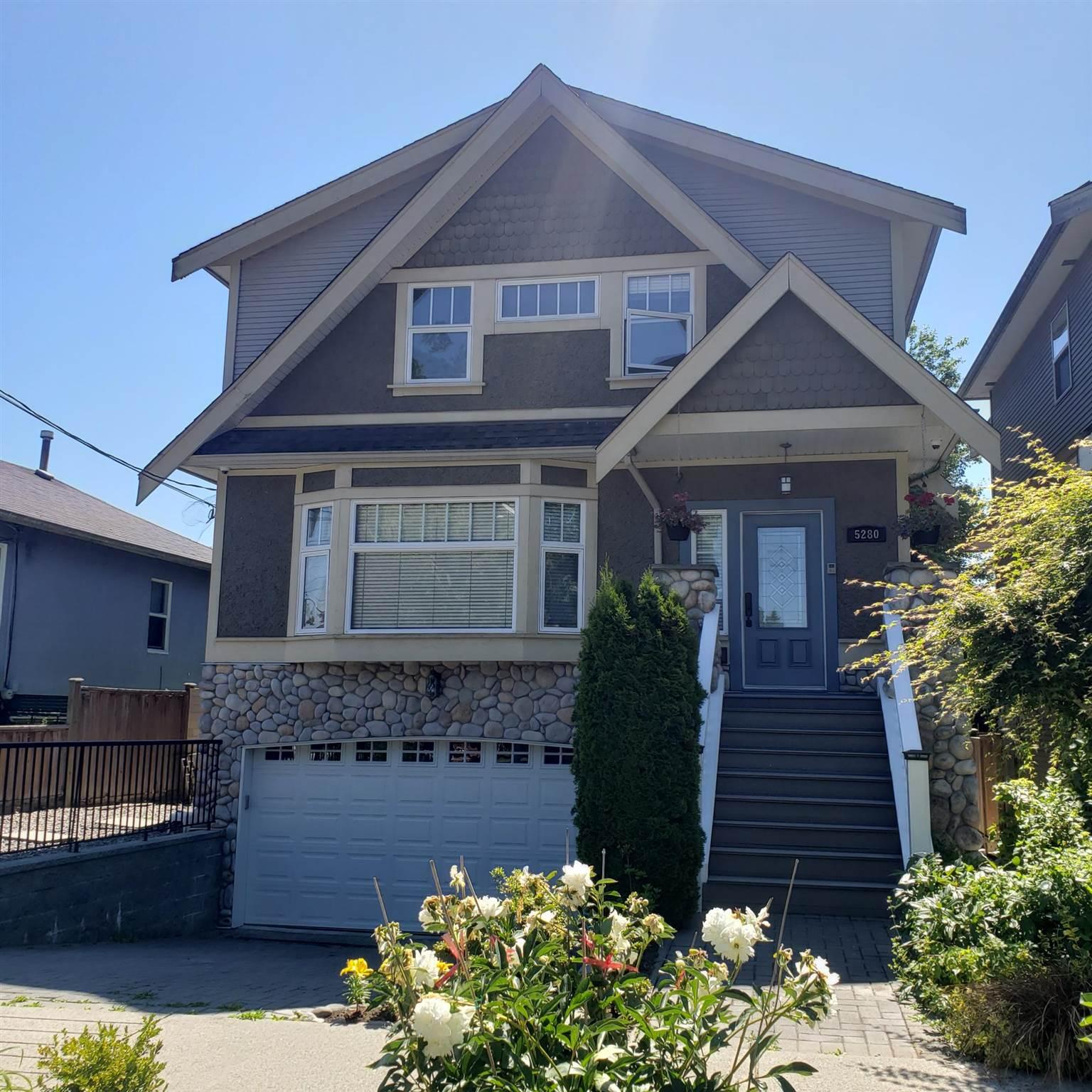 5280 MCKINNON STREET - Collingwood VE House/Single Family for sale, 5 Bedrooms (R2596561) - #1