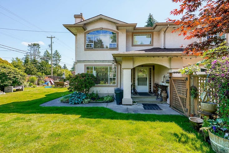 1592 STEVENS STREET - White Rock 1/2 Duplex for sale, 5 Bedrooms (R2596621)