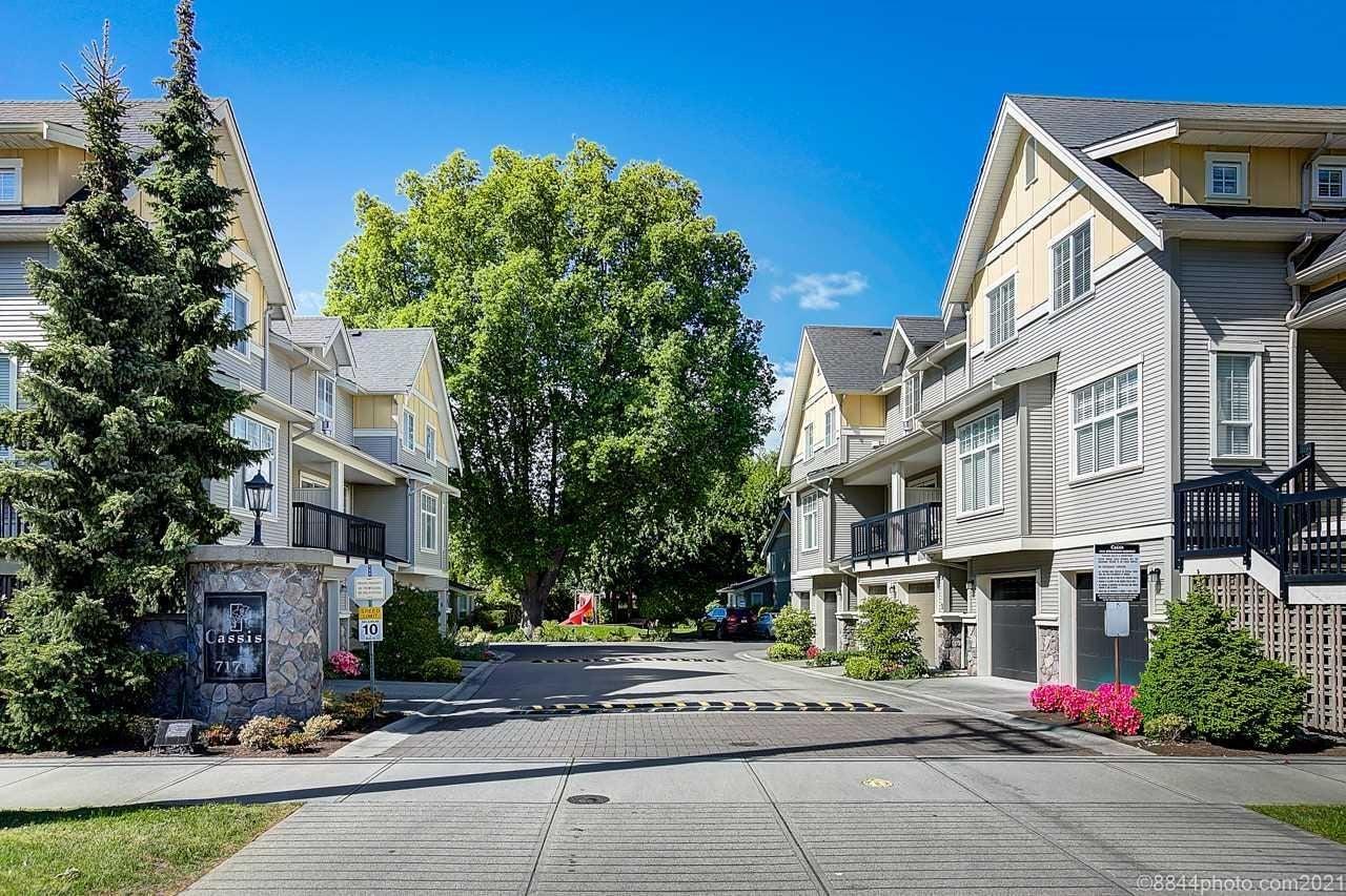 12 7171 STEVESTON HIGHWAY - Broadmoor Townhouse for sale, 4 Bedrooms (R2596628)