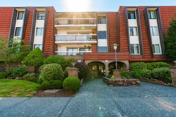 205 9080 MARY STREET - Chilliwack W Young-Well Apartment/Condo for sale, 2 Bedrooms (R2596672)