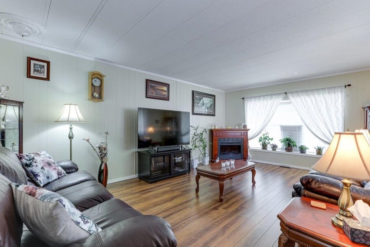 41 7850 KING GEORGE BOULEVARD - East Newton Manufactured for sale, 2 Bedrooms (R2596789)