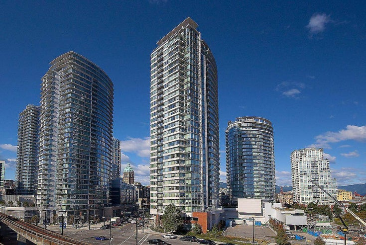 2009 688 ABBOTT STREET - Downtown VW Apartment/Condo for sale, 1 Bedroom (R2596841)