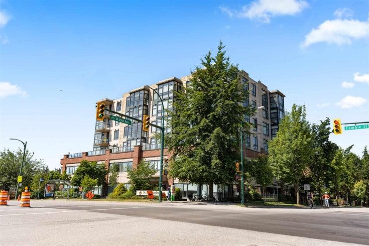 405 538 W 45TH AVENUE - Oakridge VW Apartment/Condo for sale, 1 Bedroom (R2596852)