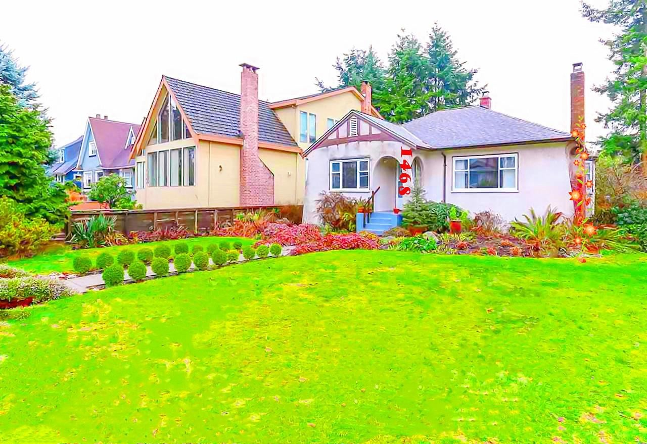 1468 W 57TH AVENUE - South Granville House/Single Family for sale, 5 Bedrooms (R2596858)