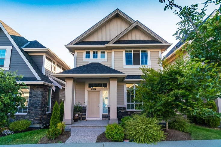 2169 165B STREET - Grandview Surrey House/Single Family for sale, 5 Bedrooms (R2596911)