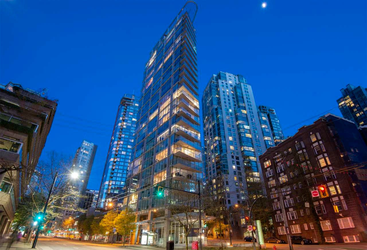 1501 1277 MELVILLE STREET - Coal Harbour Apartment/Condo for sale, 2 Bedrooms (R2596916) - #1