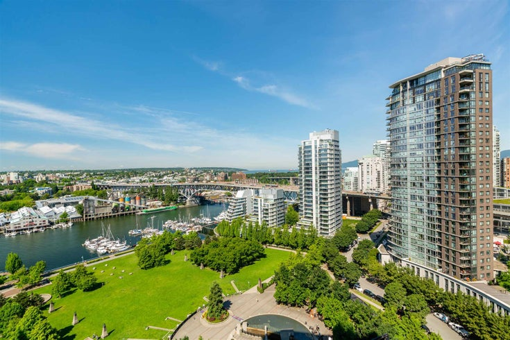2205 455 BEACH CRESCENT - Yaletown Apartment/Condo for sale, 2 Bedrooms (R2596921)