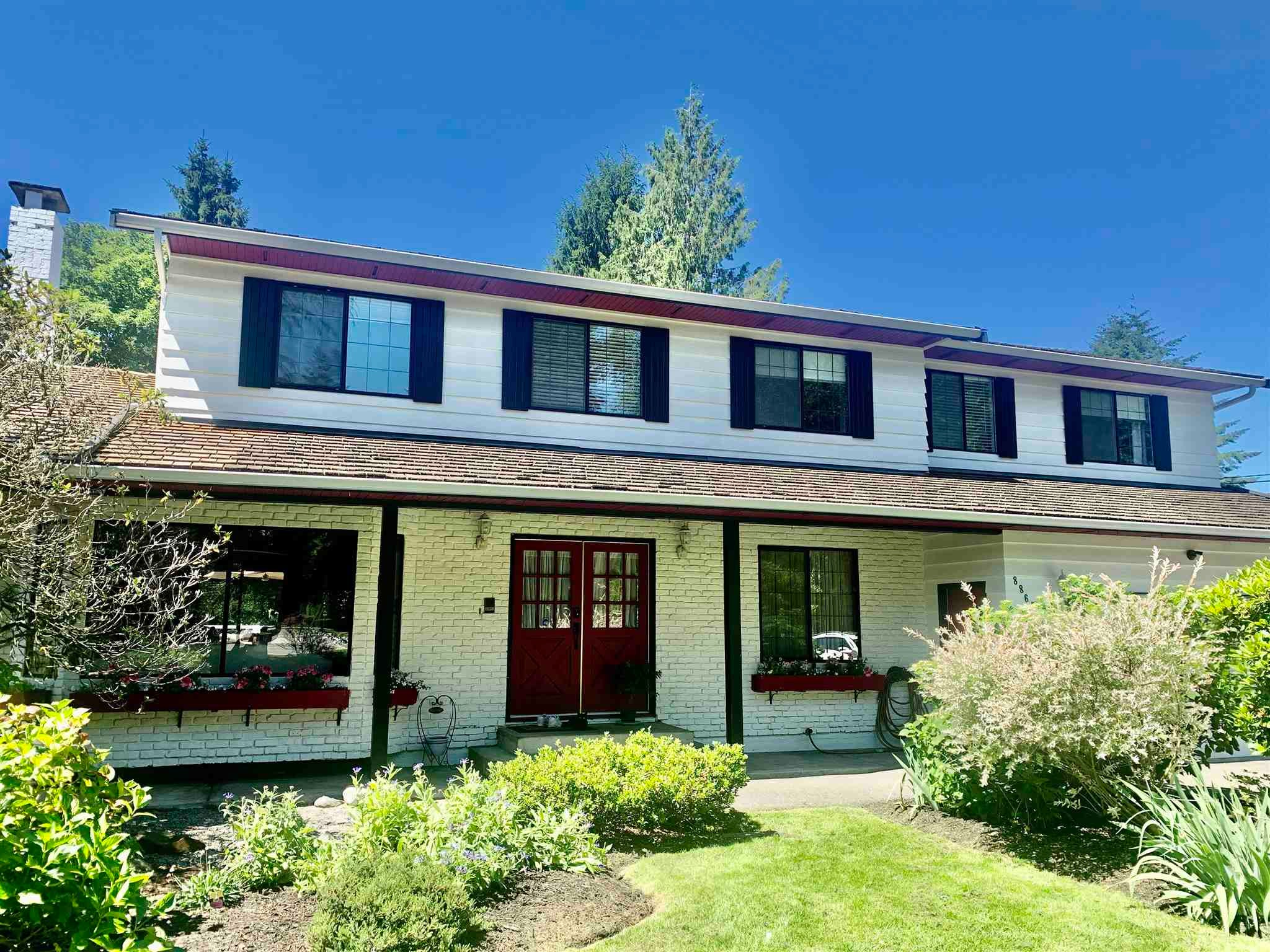 8865 WRIGHT STREET - Fort Langley House/Single Family for sale, 5 Bedrooms (R2596930) - #1