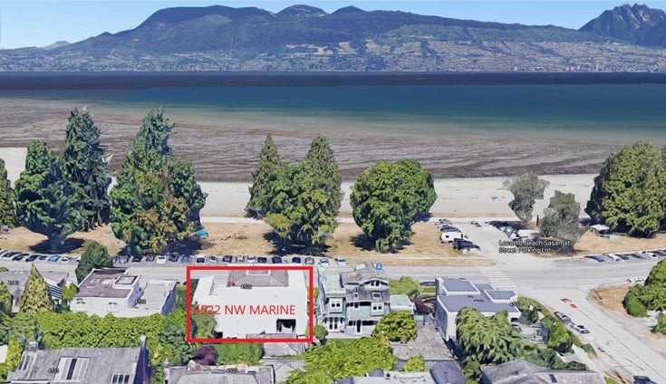 4522 NW MARINE DRIVE - Point Grey House/Single Family for sale(R2596958)