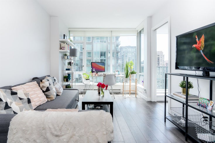 2208 833 HOMER STREET - Downtown VW Apartment/Condo for sale, 1 Bedroom (R2596961)