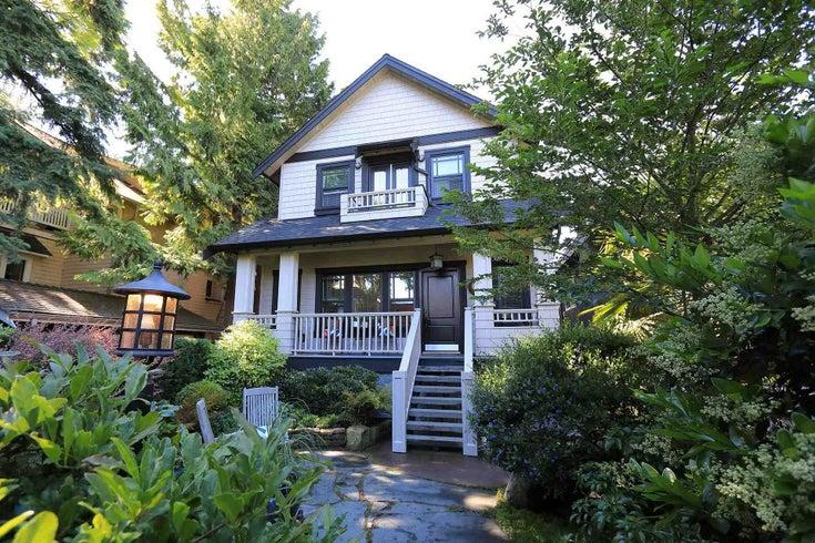 3412 W 3RD AVENUE - Kitsilano 1/2 Duplex for sale, 3 Bedrooms (R2597021)