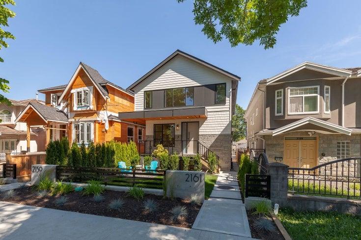 2161 E 28TH AVENUE - Victoria VE 1/2 Duplex for sale, 3 Bedrooms (R2597063)