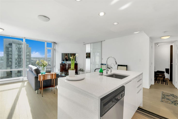 902 1255 SEYMOUR STREET - Downtown VW Apartment/Condo for sale, 2 Bedrooms (R2597074)