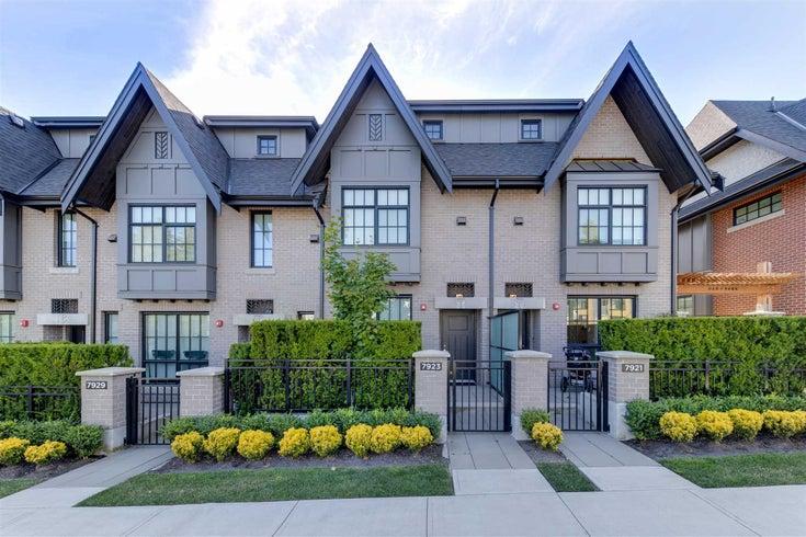 7923 OAK STREET - Marpole Townhouse for sale, 3 Bedrooms (R2597187)