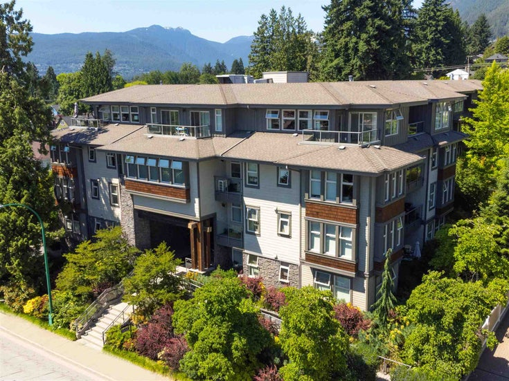 205 188 W 29TH STREET - Upper Lonsdale Apartment/Condo for sale, 2 Bedrooms (R2597267)