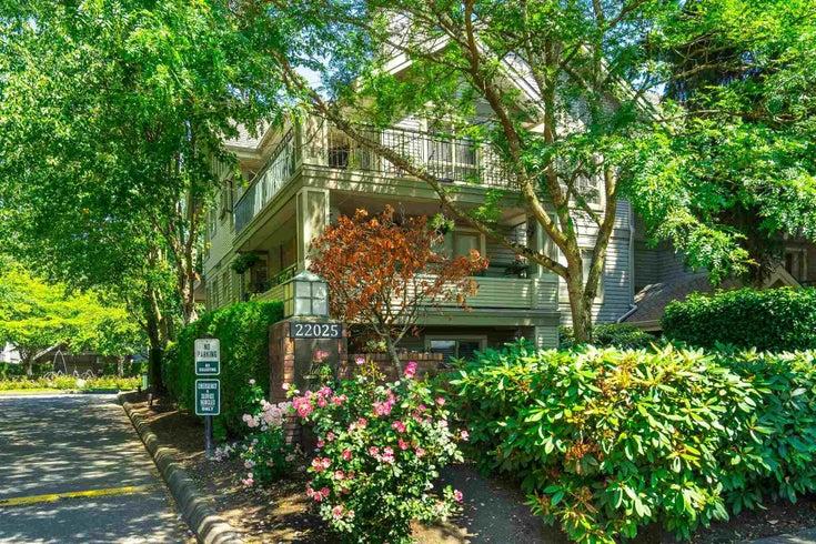 101 22025 48 AVENUE - Murrayville Apartment/Condo for sale, 1 Bedroom (R2597275)