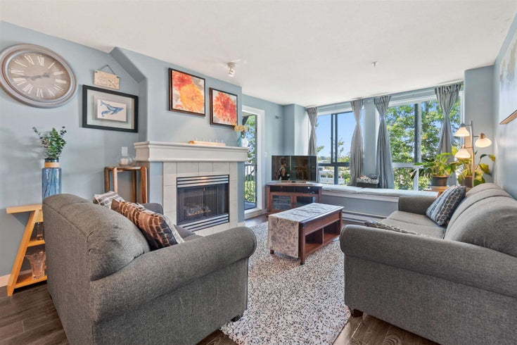 323 12639 NO. 2 ROAD - Steveston South Apartment/Condo for sale, 2 Bedrooms (R2597294)