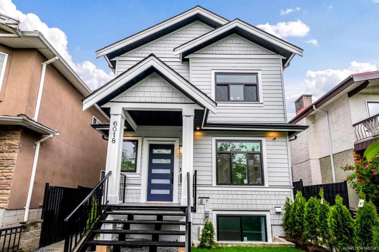 6018 DUMFRIES STREET - Knight 1/2 Duplex for sale, 3 Bedrooms (R2597312) - #1