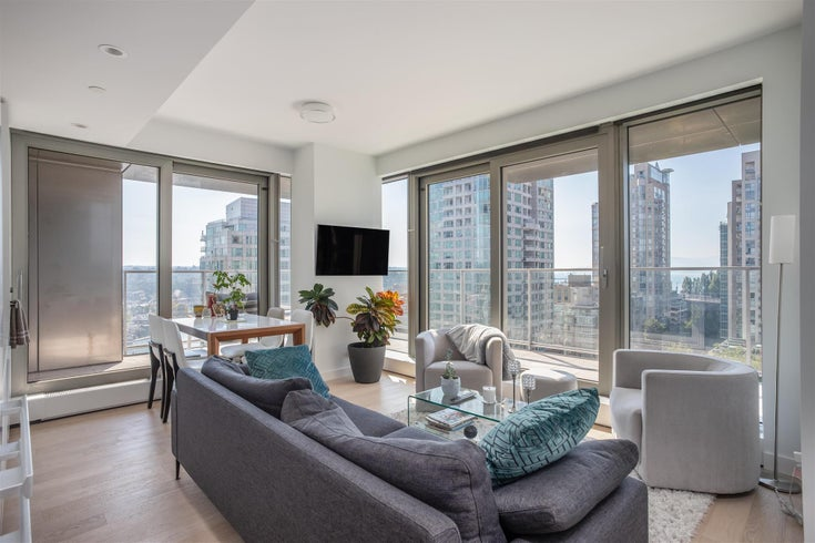 1205 1480 HOWE STREET - Yaletown Apartment/Condo for sale, 2 Bedrooms (R2597321)