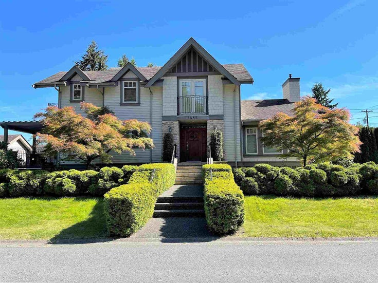 1485 HOPE ROAD - Pemberton NV House/Single Family for sale, 5 Bedrooms (R2597412)