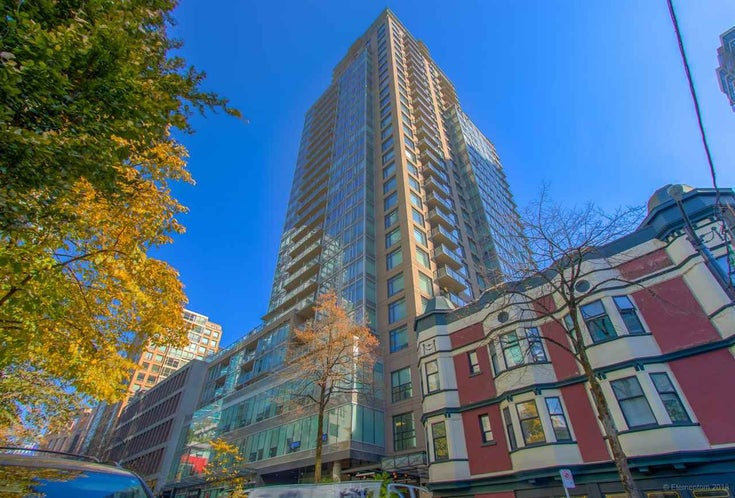 1904 888 HOMER STREET - Downtown VW Apartment/Condo for sale(R2597441)