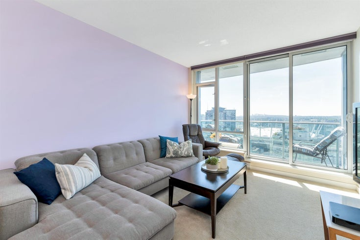 2805 833 HOMER STREET - Downtown VW Apartment/Condo for sale, 1 Bedroom (R2597452)