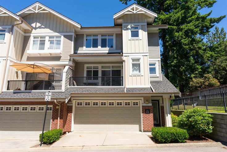 21 2925 KING GEORGE BOULEVARD - Elgin Chantrell Townhouse for sale, 3 Bedrooms (R2597652)