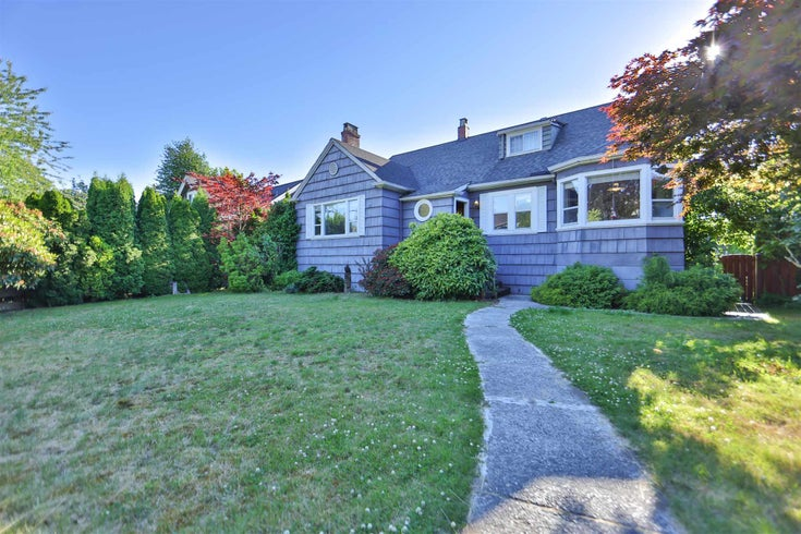 5363 LARCH STREET - Kerrisdale House/Single Family for sale, 6 Bedrooms (R2597695)