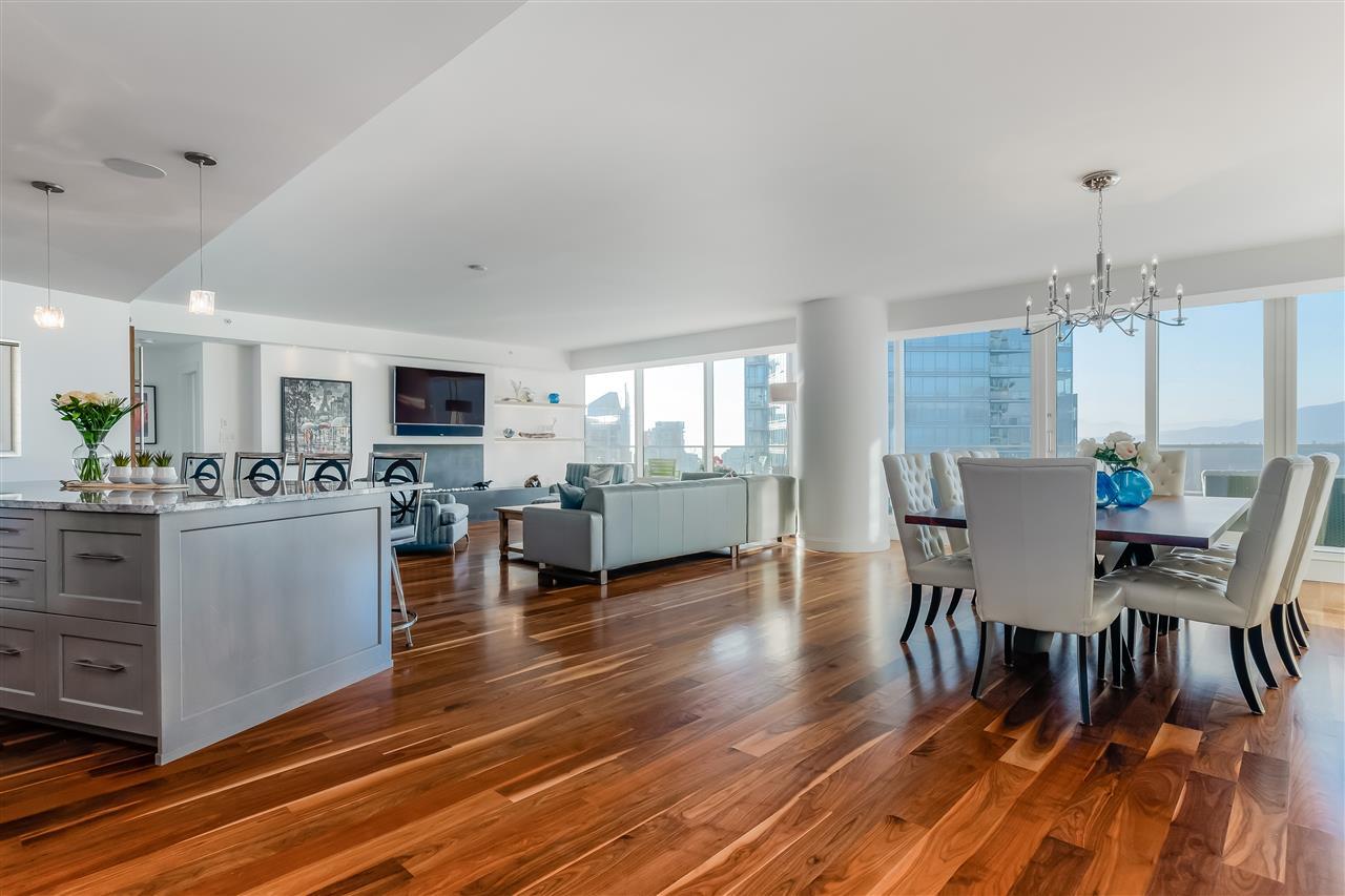 3706 1011 W CORDOVA STREET - Coal Harbour Apartment/Condo for sale, 2 Bedrooms (R2597737) - #1