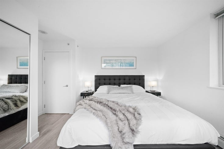 708 58 KEEFER PLACE - Downtown VW Apartment/Condo for sale, 1 Bedroom (R2597867)