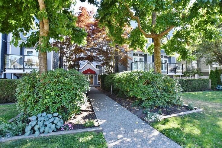 202 828 W 14TH AVENUE - Fairview VW Apartment/Condo for sale, 1 Bedroom (R2597880)