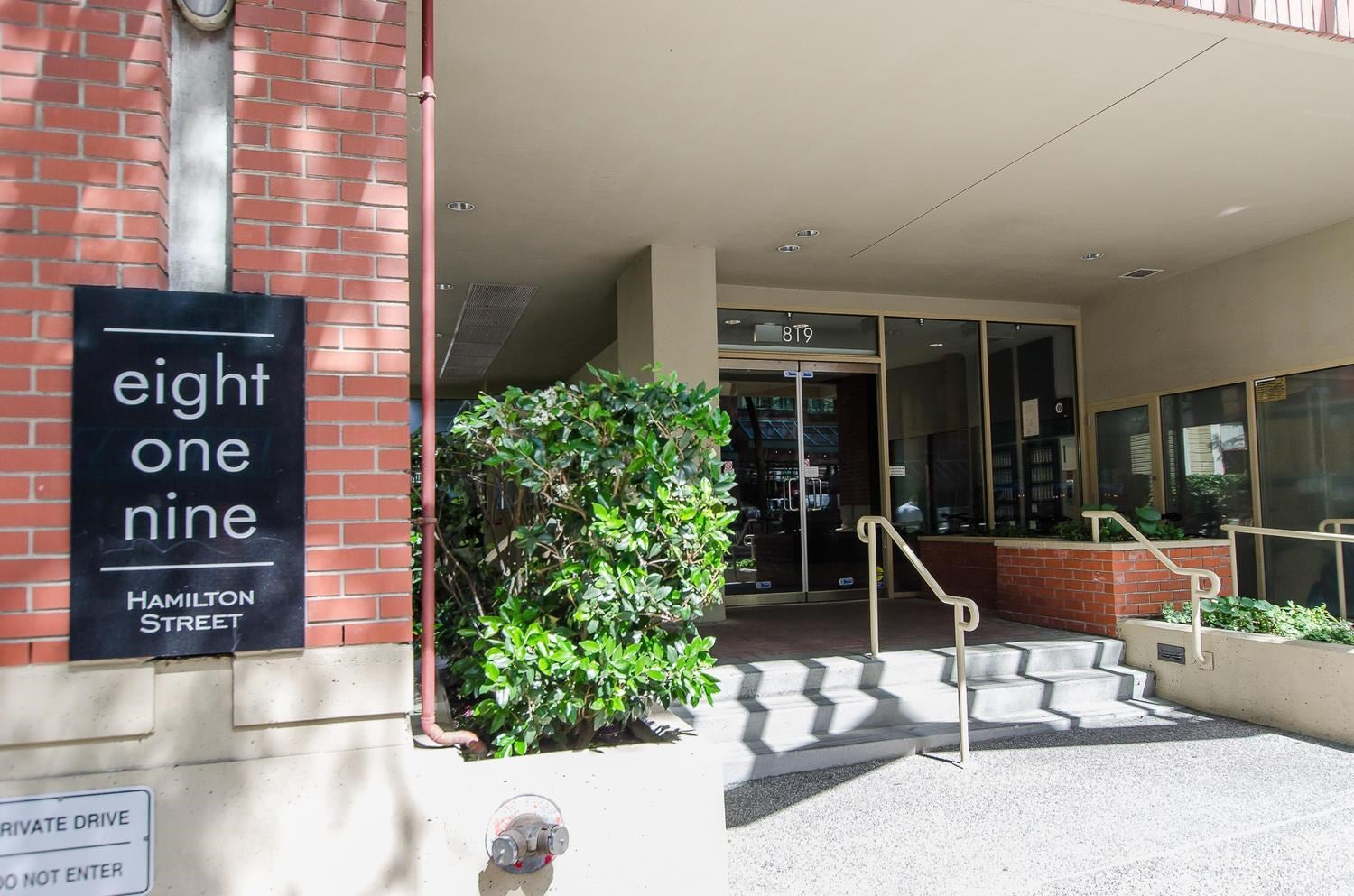 1407 819 HAMILTON STREET - Downtown VW Apartment/Condo for sale, 2 Bedrooms (R2597903) - #1