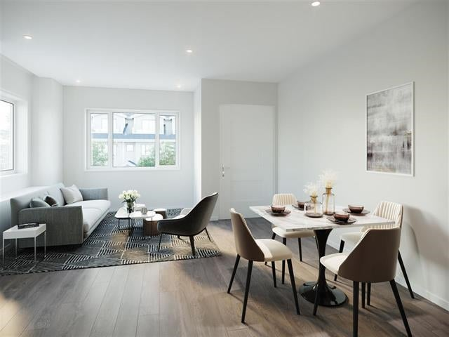 22 3643 RAE AVENUE - Collingwood VE Townhouse for sale, 4 Bedrooms (R2597910) - #1