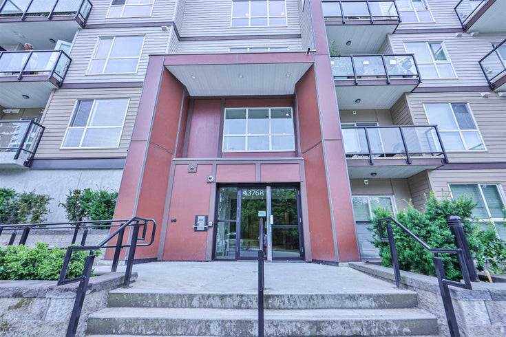 323 13768 108 AVENUE - Whalley Apartment/Condo for sale, 1 Bedroom (R2597914)